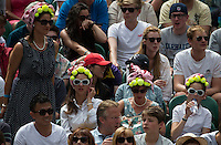 AMBIENCE<br /> <br /> The Championships Wimbledon 2014 - The All England Lawn Tennis Club -  London - UK -  ATP - ITF - WTA-2014  - Grand Slam - Great Britain -  26th June 2014. <br /> <br /> &copy; AMN IMAGES