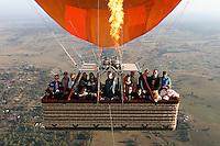 20131027 October 27 Hot Air Balloon Gold Coast