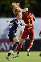 Celina Ould Hocine PSG, Kaja Erzen of AS Roma  <br /> Roma 8/9/2019 Stadio Tre Fontane <br /> Luisa Petrucci Trophy 2019<br /> AS Roma - Paris Saint Germain<br /> Photo Andrea Staccioli / Insidefoto