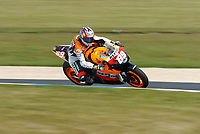NIcky Hayden (USA)<br /> GMC Australian Grand Prix, Sept 17, 2006<br /> Moto GP :Phillip Island / Victoria / Austrlia <br /> Motorsport / Motorcycles<br /> &copy; Sport the library / Courtney Harris
