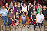 Good Luck and Farewell - Kayathri Jeyasingh seated centre who's heading back to India to marry before heading off to her new life in San Francisco following 3 years as a Cardiac Technician in The Bons Secours Hospital was given a great send off by friends and former colleagues in O'Donnell's of Mounthawk on Friday evening................................................................................................................................................................................................................................................................................................ ............
