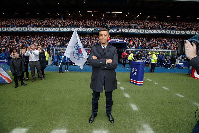 New Rangers manager Pedro Caixinha