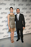 Emmy Rossum and Hetrick-Martin Institute's Thomas Krever Attend Jeffrey Fashion Cares 10th Anniversary New York Fundrasier Hosted by Emmy Rossum Held at the Intrepid, NY  4/2/13