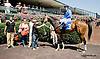 Big Blue Nation winning at Delaware Park on 9/4/14