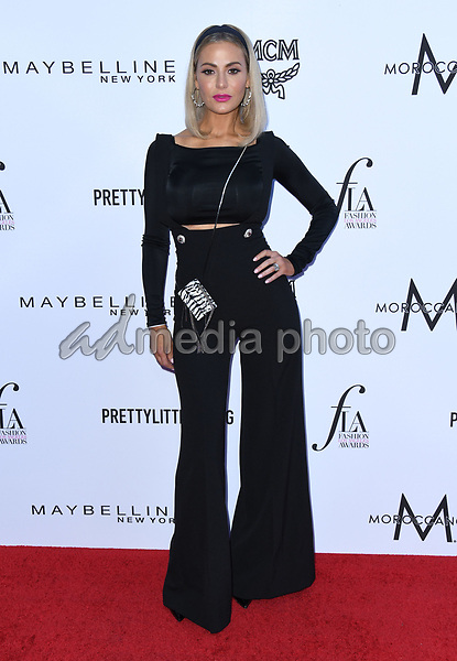08 April 2018 - Beverly Hills, California - Dorit  Kemsley. The Daily Front Row's 4th Annual Fashion Los Angeles Awards held at The Beverly Hills Hotel. Photo Credit: Birdie Thompson/AdMedia
