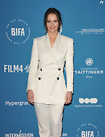 Felicity Jones at the British Independent Film Awards (BIFA) 2018, Old Billingsgate Market, Lower Thames Street, London, England, UK, on Sunday 02 December 2018.<br /> CAP/CAN<br /> &copy;CAN/Capital Pictures