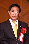 Daichi Suzuki, MARCH 19, 2018 : Pyeongchang 2018 Winter Paralympics Japan Delegation disbandment ceremony in Tokyo, Japan. (Photo by Naoki Nishimura/AFLO SPORT)