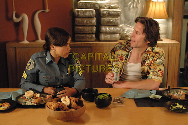 Rosie Perez & Gary Cole .in Pineapple Express.*Filmstill - Editorial Use Only*.CAP/NFS.Supplied by Capital Pictures.