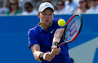 KYLE EDMUND (GBR)<br /> <br /> TENNIS - AEGON CHAMPIONSHIPS - QUEEN'S CLUB - ATP - 500 - BARON'S COURT, LONDON, GB - 2017  <br /> <br /> <br /> &copy; TENNIS PHOTO NETWORK