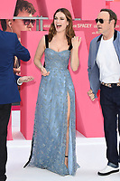 Lily James at the European premiere for &quot;Baby Driver&quot; at Cineworld in London, UK. <br /> 21 June  2017<br /> Picture: Steve Vas/Featureflash/SilverHub 0208 004 5359 sales@silverhubmedia.com