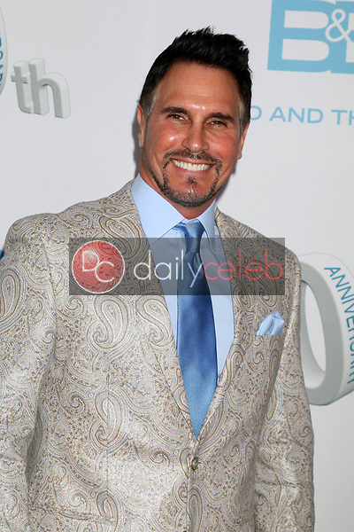 "Don Diamont<br /> at the ""The Bold and The Beautiful"" 30th Anniversary Party, Clifton's Downtown, Los Angeles, CA 03-18-17<br /> David Edwards/DailyCeleb.com 818-249-4998"