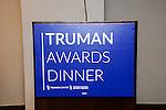 Truman Awards Dinner at The Grand Hyatt Hotel ~ 2016 © John Drew