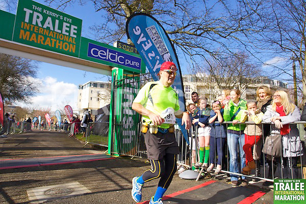 0191 Michael Finnerty  who took part in the Kerry's Eye, Tralee International Marathon on Saturday March 16th 2013.