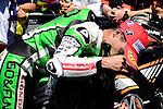 Le Mans GP de France<br /> Monster Energy Grand Prix de France during the world championship 2014.<br /> 18-05-2014<br /> MotoGP Race<br /> alvaro bautista<br /> PHOTOCALL3000/RM