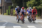 Action from the Mens UCI Nation's Cup U23 2019 Gent-Wevelgem in Flanders Fields, Belgium. 31st March 2019.<br /> Picture: Eoin Clarke | Cyclefile<br /> <br /> All photos usage must carry mandatory copyright credit (© Cyclefile | Eoin Clarke)