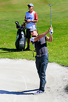 Laurie Canter (ENG) in action during the final round of the Lyoness Open powered by Organic+ played at Diamond Country Club, Atzenbrugg, Austria. 8-11 June 2017.<br /> 11/06/2017.<br /> Picture: Golffile | Phil Inglis<br /> <br /> <br /> All photo usage must carry mandatory copyright credit (&copy; Golffile | Phil Inglis)