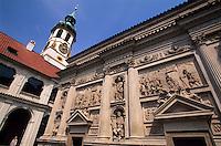 Loretto-Kirche, Casa Santa, Prag, Tschechien, Unesco-Weltkulturerbe