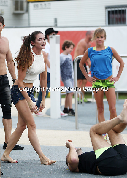24 JANUARY 2016 MELBOURNE AUSTRALIA<br /> <br /> EXCLUSIVE PICTURES<br /> <br /> Lynzey Murphy pictured at Bondi Beach Bars with her boyfriend Fred Nunes.<br /> <br /> *All web use must be approved*.<br /> <br /> MUST CALL PRIOR TO USE <br /> <br /> +61 2 9211-1088<br /> <br /> Note: All editorial images subject to the following: For editorial use only. Additional clearance required for commercial, wireless, internet or promotional use.Images may not be altered or modified. Matrix Media Group makes no representations or warranties regarding names, trademarks or logos appearing in the images.