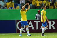 2019 FIFA U 17 World Cup Football Quater Final Italy v Brazil Nov 11th