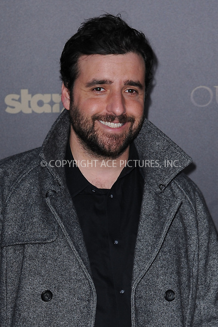 WWW.ACEPIXS.COM<br /> April 1, 2015 New York City<br /> <br /> David Krumholtz attending STARZ Original series &ldquo;Outlander&rdquo; celebration of &ldquo;Droughtlander&rdquo; at a special premiere screening of &ldquo;The Reckoning&rdquo; at The Ziegfeld Theater on  April 1, 2015 in New York City.<br /> <br /> Please byline: Kristin Callahan/AcePictures<br /> <br /> ACEPIXS.COM<br /> <br /> Tel: (646) 769 0430<br /> e-mail: info@acepixs.com<br /> web: http://www.acepixs.com