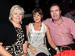 Angela Breen, Molly Coleman and Mick McCoy pictured at Kenny Breen's 21st birthday in the Star and Crescent. Photo: Colin Bell/pressphotos.ie