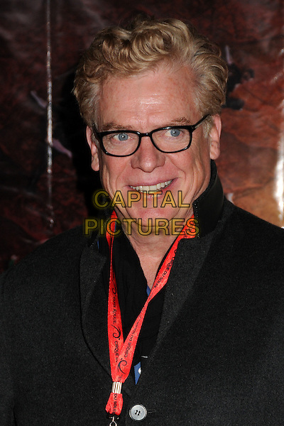 Christopher McDonald.Cirque du Soleil OVO Opening Night held at the Grand Chapiteau at the Santa Monica Pier, Santa Monica, California, USA, 20th January 2012 .portrait headshot glasses black .CAP/ADM/BP.©Byron Purvis/AdMedia/Capital Pictures.