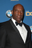 BEVERLY HILLS, CA - FEBRUARY 3: John Singleton in the press room at the 70th Annual DGA Awards at The Beverly Hilton Hotel in Beverly Hills, California on February 3, 2018. <br /> CAP/MPI/FS<br /> &copy;FS/MPI/Capital Pictures