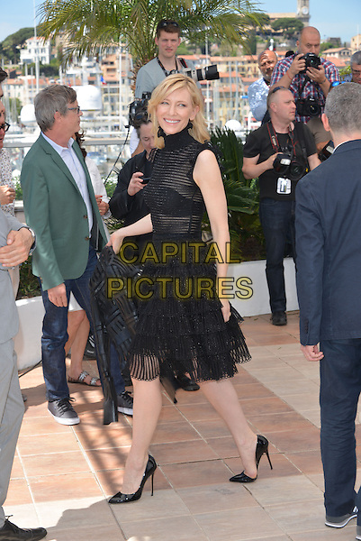 Cate Blanchett attend the 'Carol' Photocall during the 68th annual Cannes Film Festival on May 17, 2015 in Cannes, France.<br /> CAP/PL<br /> &copy;Phil Loftus/Capital Pictures
