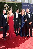 PASADENA - APR 30: Lanzate at the 44th Daytime Emmy Awards at the Pasadena Civic Center on April 30, 2017 in Pasadena, California