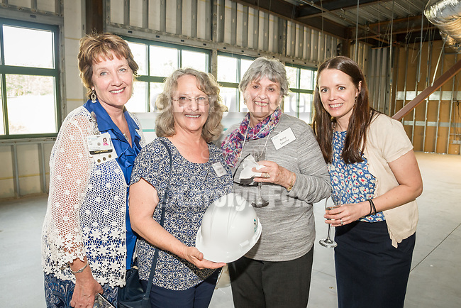 Sutter Amador Hospital special reception for the Infusion Center patrons inside the future facility in the Outpatient wing of Sutter Amador Hospital, Jackson, Calif.