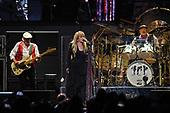 SUNRISE FL - FEBRUARY 20: John McVie, Stevie Nicks and Mick Fleetwood of Fleetwood Mac perform at The BB&T Center on February 20, 2019 in Sunrise, Florida. Photo by Larry Marano © 2019