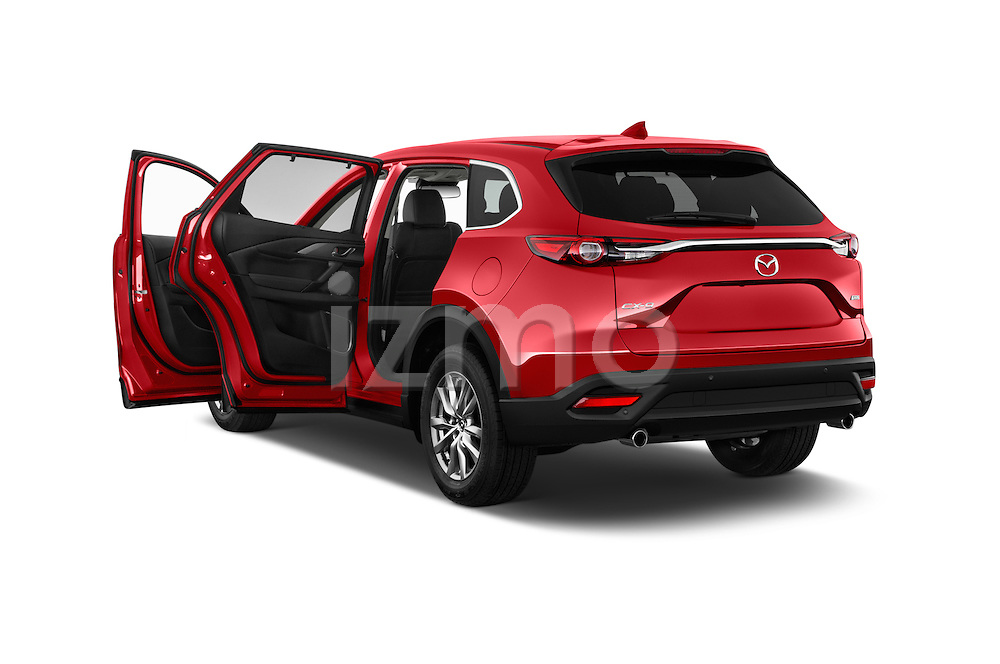 Car images of 2016 Mazda CX-9 Touring-FWD 5 Door SUV Doors