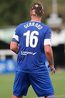 Anthony Gerrard of Chesterfield is suffering from Alopecia which he says was brought on by the stress of his racism case at Oldham Athletic during Bromley vs Chesterfield, Vanarama National League Football at the H2T Group Stadium on 7th September 2019