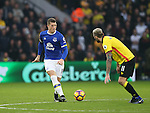 Everton's Ross Barkley in action during the Premier League match at Vicarage Road Stadium, London. Picture date December 10th, 2016 Pic David Klein/Sportimage