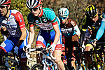 Action from Stage 4 of the 2019 Tour de La Provence, running 173.3km from Avignon to Aix-en-Provence, France. 17th February 2019.<br /> Picture: SHIFT Active Media | Cyclefile<br /> <br /> <br /> All photos usage must carry mandatory copyright credit (&copy; Cyclefile | SHIFT Active Media)