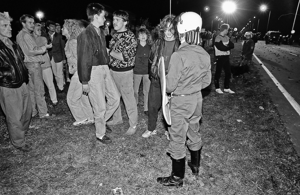 Rostock Lichtenhagen 1992