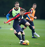 Barrie McKay and Danny Wilson