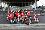 DSW Wheelchair Basketball Team