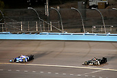 Verizon IndyCar Series<br /> Desert Diamond West Valley Phoenix Grand Prix<br /> Phoenix Raceway, Avondale, AZ USA<br /> Saturday 29 April 2017<br /> Scott Dixon, Chip Ganassi Racing Teams Honda, Josef Newgarden, Team Penske Chevrolet<br /> World Copyright: Scott R LePage<br /> LAT Images