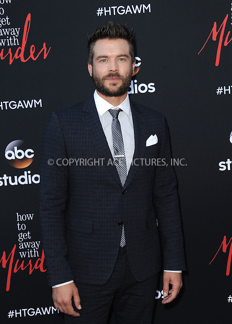 WWW.ACEPIXS.COM<br /> <br /> May 28 2015, New York City<br /> <br /> Charlie Weber arriving at the 'How To Get Away With Murder' ATAS event at Sunset Gower Studios on May 28, 2015 in Hollywood, California<br /> <br /> By Line: Peter West/ACE Pictures<br /> <br /> <br /> ACE Pictures, Inc.<br /> tel: 646 769 0430<br /> Email: info@acepixs.com<br /> www.acepixs.com
