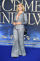 LONDON, UK. November 13, 2018: Tallia Storm at the &quot;Fantastic Beasts: The Crimes of Grindelwald&quot; premiere, Leicester Square, London.<br /> Picture: Steve Vas/Featureflash
