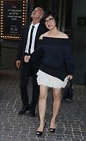 July 09, 2019.Shin Kawasaki, Keiko Agena attend FOX's screening of Prodigal Son and Almost Family  at the Roxy Hotel in New York July 09, 2019<br /> CAP/MPI/RW<br /> ©RW/MPI/Capital Pictures