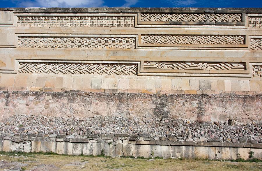 Mitla Oaxaca Mexico Zapotec Geometric Designs And Symbols Cecil