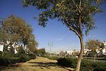Israel, Negev. Etzel street in Beersheba