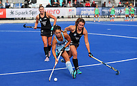 during the Pro League Hockey match between the Blacksticks women and Argentina, Nga Punawai, Christchurch, New Zealand, Sunday 1 March 2020. Photo: Simon Watts/www.bwmedia.co.nz