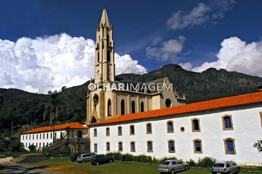 Colégio do Caraçá. Catas Altas. Minas Gerais. 2005. Foto de Thais Falcão.
