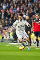 Real Madrid´s Isco during 2014-15 La Liga match between Real Madrid and Deportivo de la Coruna at Santiago Bernabeu stadium in Madrid, Spain. February 14, 2015. (ALTERPHOTOS/Luis Fernandez) /NORTEphoto.com