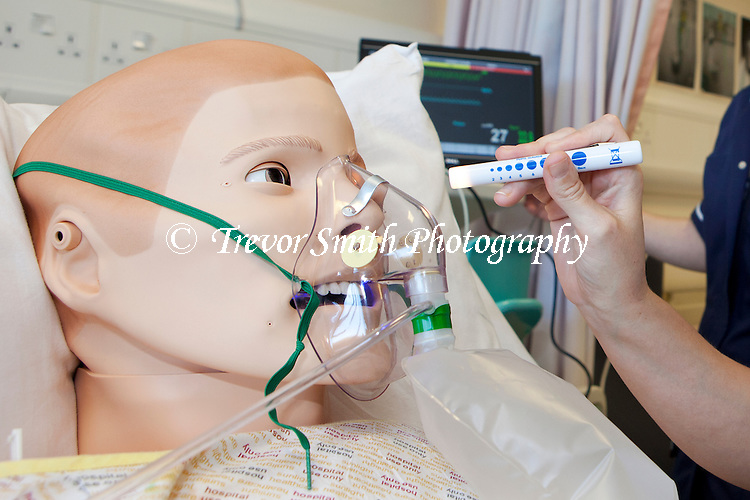 Teaching in a NHS hospital using a Human Patient Simulator