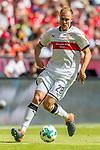 12.05.2018, Allianz Arena, Muenchen, GER, 1.FBL,  FC Bayern Muenchen vs. VfB Stuttgart, im Bild Holger Badstuber (VFB #28) <br /> <br />  Foto &copy; nordphoto / Straubmeier