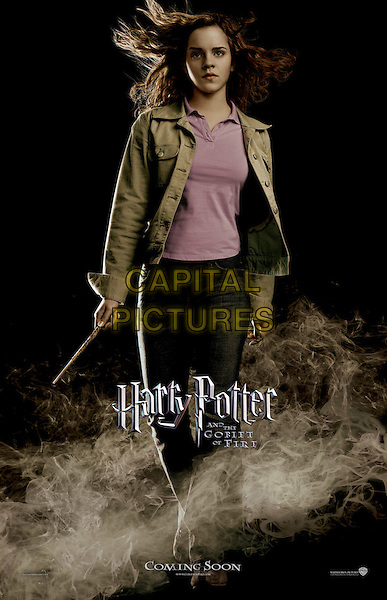 POSTER ART.in Harry Potter & The Goblet Of Fire.Filmstill - Editorial Use Only.CAP/AWFF.www.capitalpictures.com.sales@capitalpictures.com.Supplied By Capital Pictures.